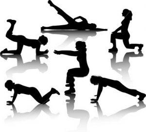 ท่าออกกำลังกายเพิ่มความแข็งแรงกล้ามเนื้อต่างๆ strength-traning