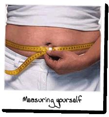 วิธีวัดเส้นรอบเอว เพื่อตรวจสอบความอ้วน