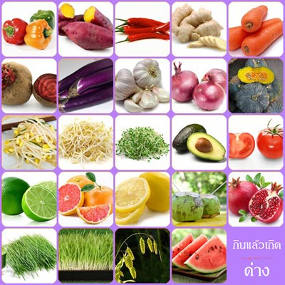 Alkaline Fruits