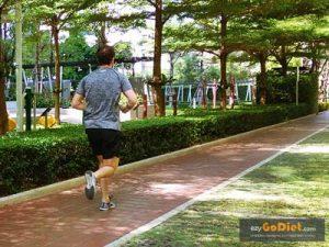 หลังออกกำลังกาย