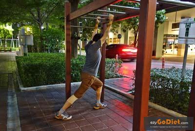 คนที่รักการออกกำลังกาย