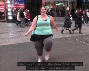 ถึงจะอ้วน แต่ฉันชอบเต้น